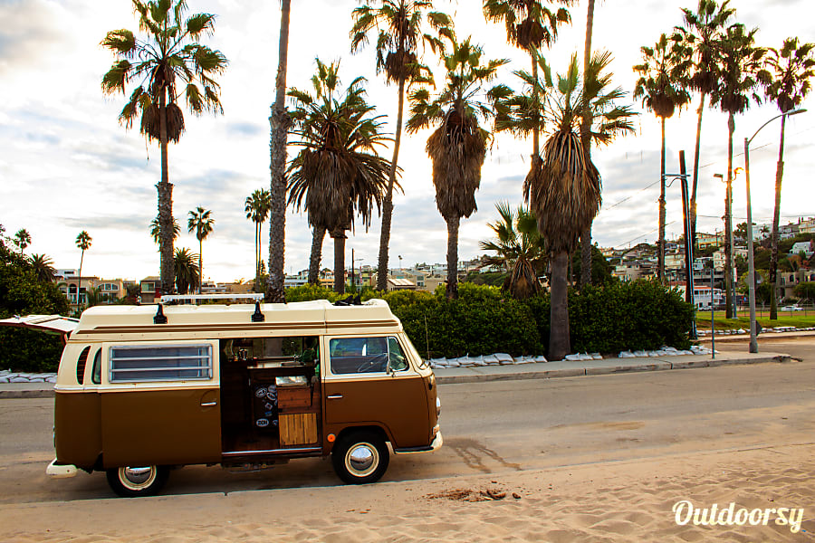 exterior 1969 Volkswagen T2 Marina Del Rey, CA