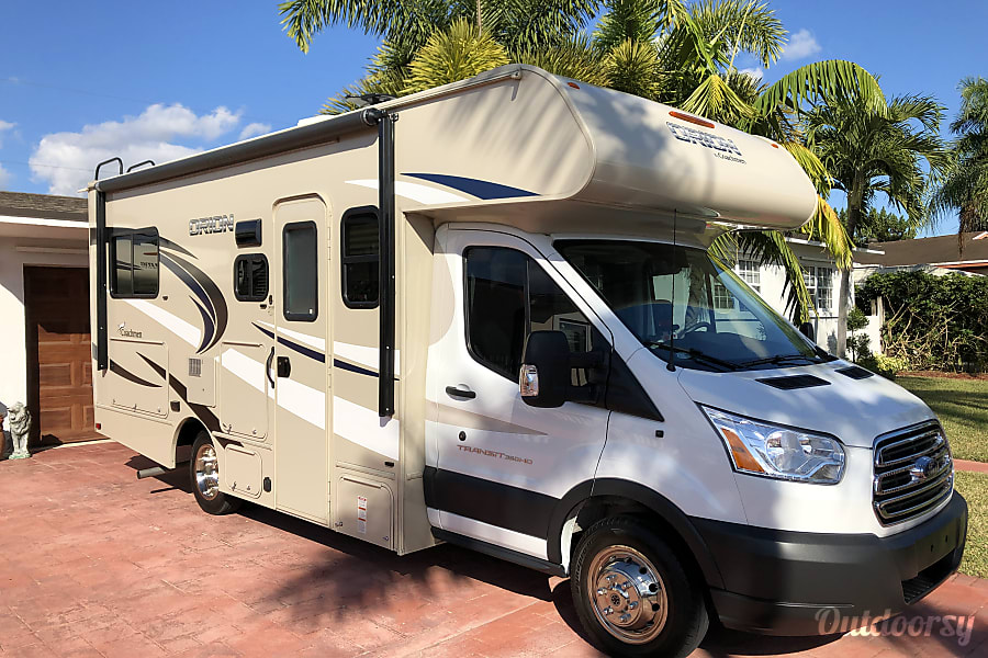 New | 2019 Coachman Orion | Fun & Easy to Drive Miami, FL