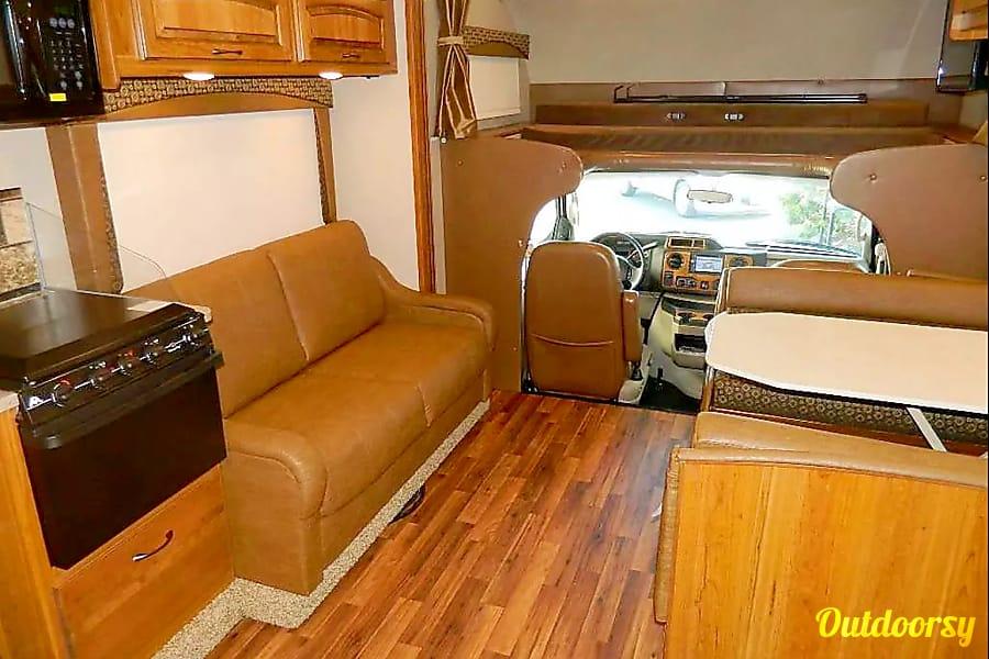 interior 2016 Jayco Greyhawk Sammamish, WA