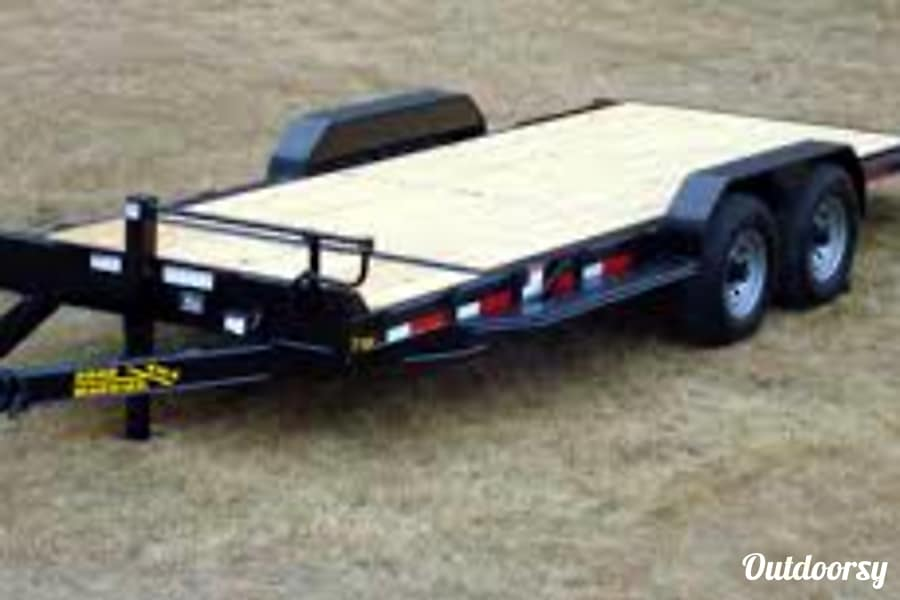 2019 Better Built Trailers 20 Tilt Bed Car Hauler Trailer Rental In
