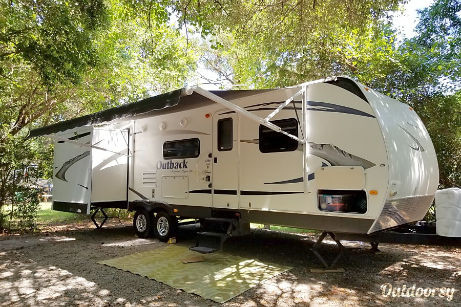 exterior ***New Space Just Opened Up for this Summer!*** Enjoy Family Camping in Myrtle Beach in Our Keystone Outback! Myrtle Beach, SC