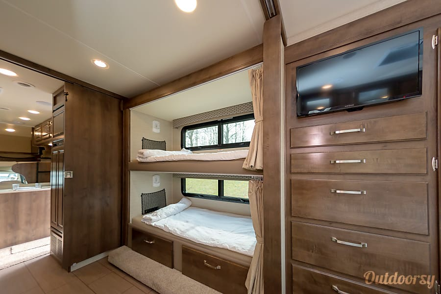 interior My Precious BunkHouse Yardley, PA