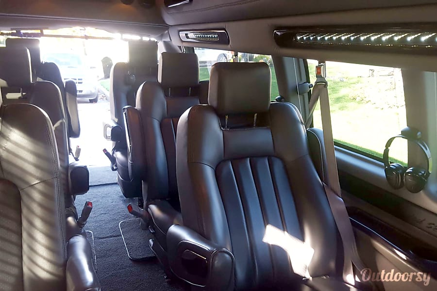interior Custom Luxury Conversion Van - Are perfect for family trips, hauling the kids, a weekend getaway! Nassau County, NY