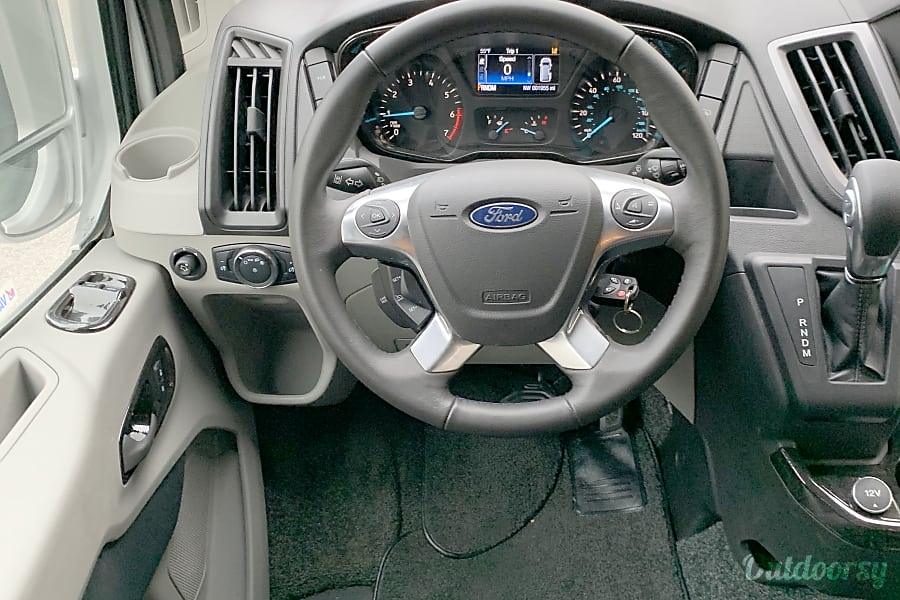 2017 Ford Transit Custom Manhattan Beach, CA