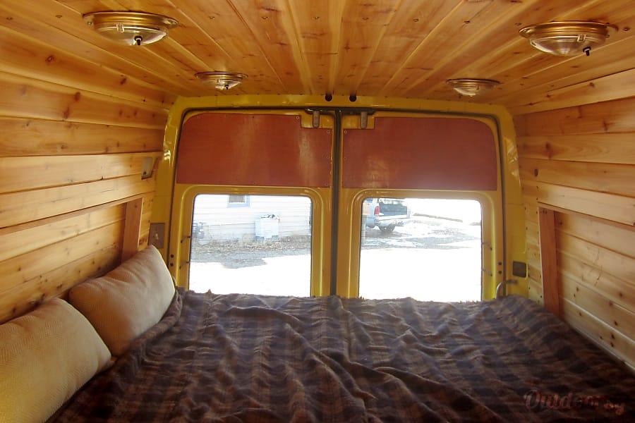 interior 2006 Freightliner Sprinter Moab, UT