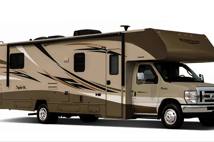 exterior 2016 Winnebago Other Kernersville, NC