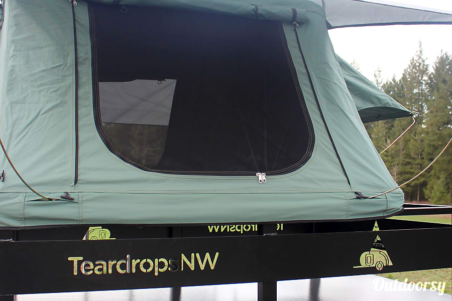 2018 Teardrops Nw Inc Sportsman Trailer Rental In Salem