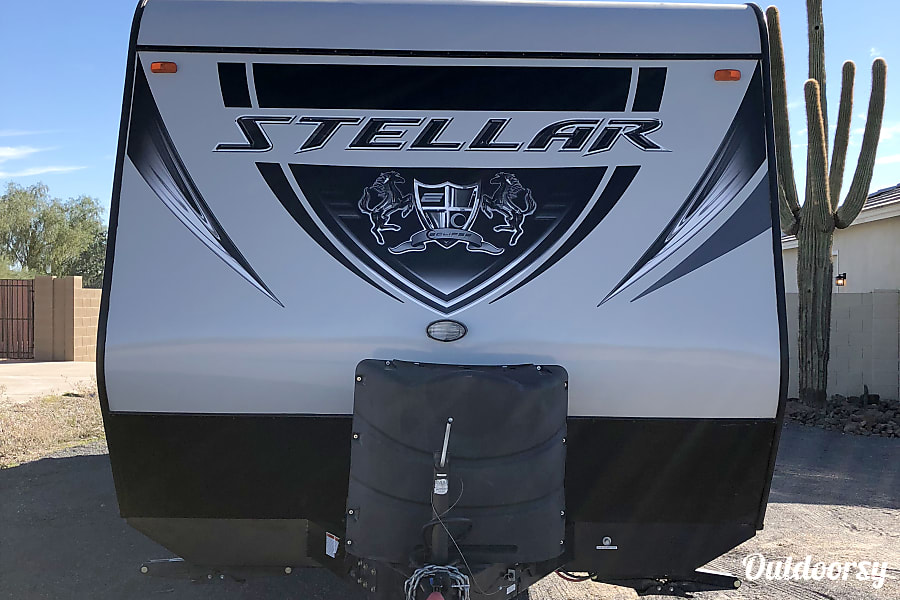 2018 Stellar Toy Hauler Mesa, AZ