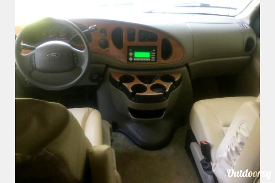 interior 2009 Jayco Greyhawk Owings, MD