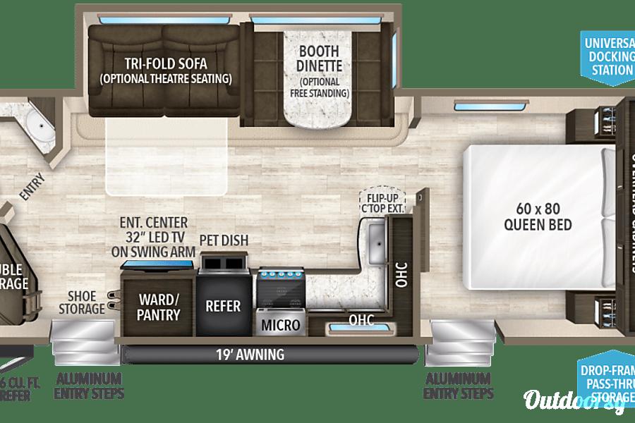 2019 Grand Design Imagine 2800BH Henrico, VA