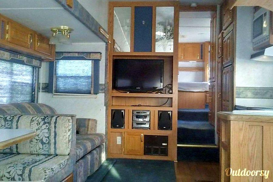 interior Cedar Creek Kernville, CA