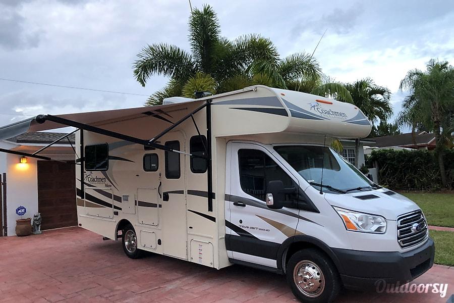 2017 RV Key West Special $120.00 ONLY Miami, FL