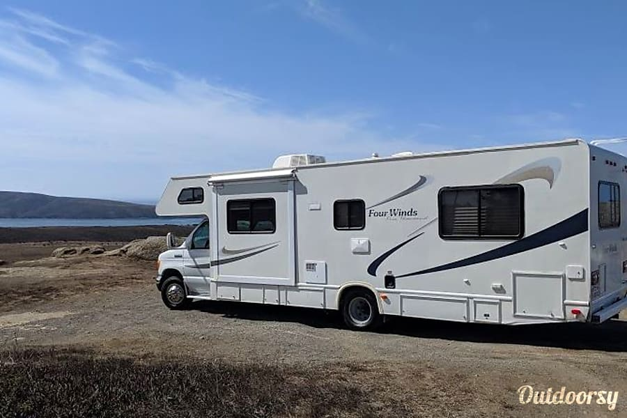 exterior Four Winds 5000 29A El Dorado Hills, CA