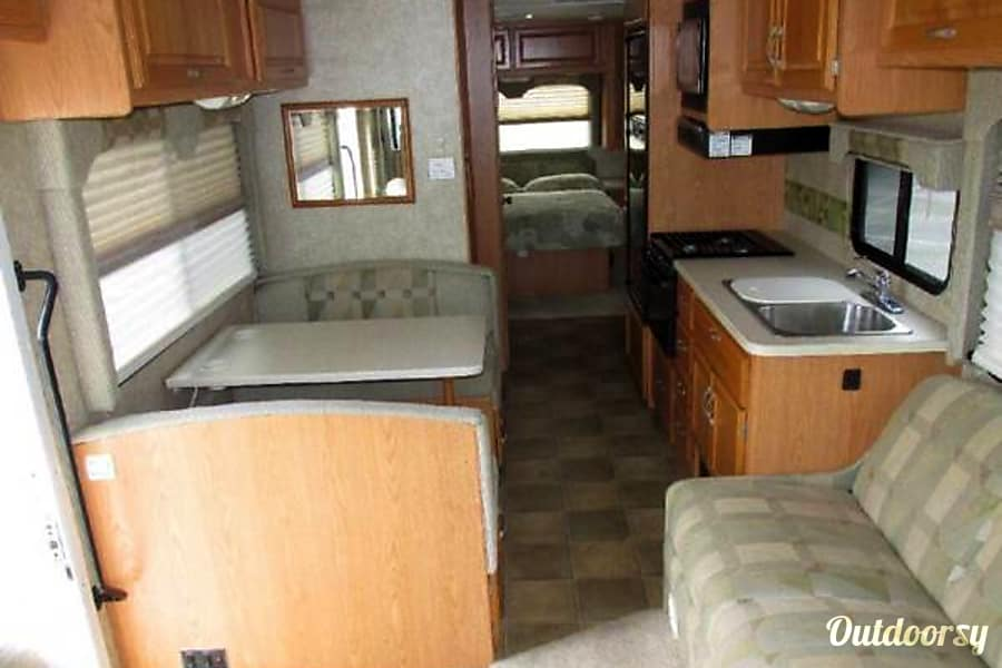 2007 Thor Motor Coach Hurricane Yucaipa, CA