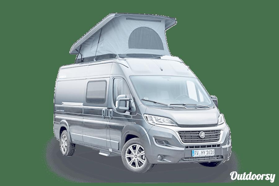 d163f47ecb 2018 Hymercar YELLOWSTONE Motor Home Class B Rental in Whitecraig ...