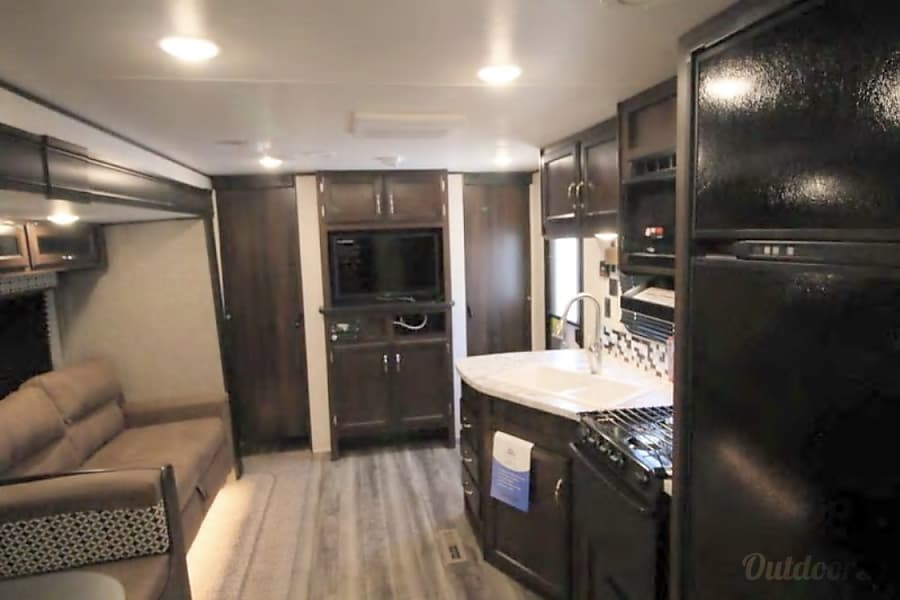 interior 2018 Jayco Jay Flight (Free Local Delivery/Pickup) Tucson, AZ