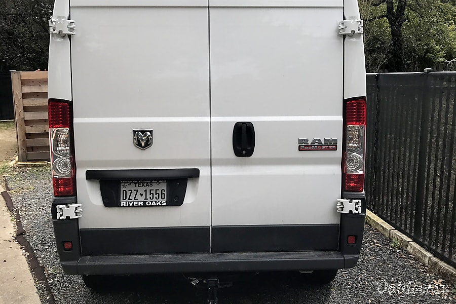 2014 Dodge Other Motor Home Camper Van Rental In Lakeway
