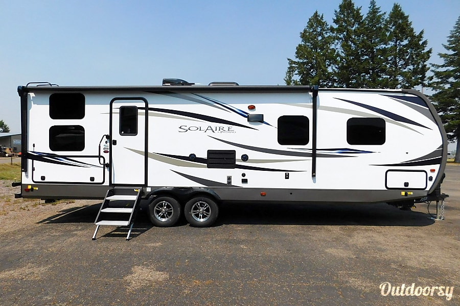 2019 Palomino Solaire Ultra Lite Willis, TX