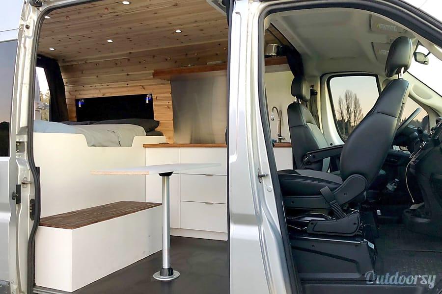 The 2018 PNW Weekender - a Coast Vans Experience Burien, WA