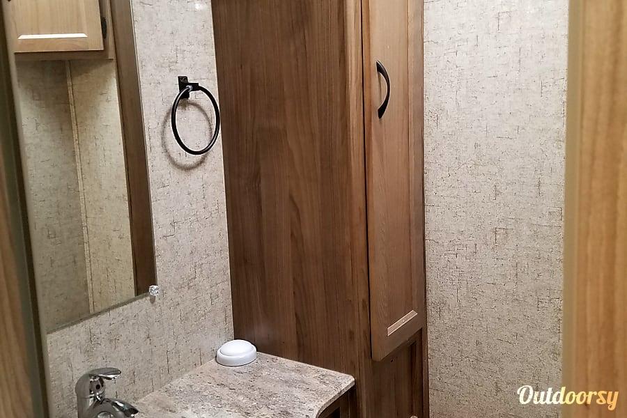 interior 2017 Coachmen Freelander Dixon, CA