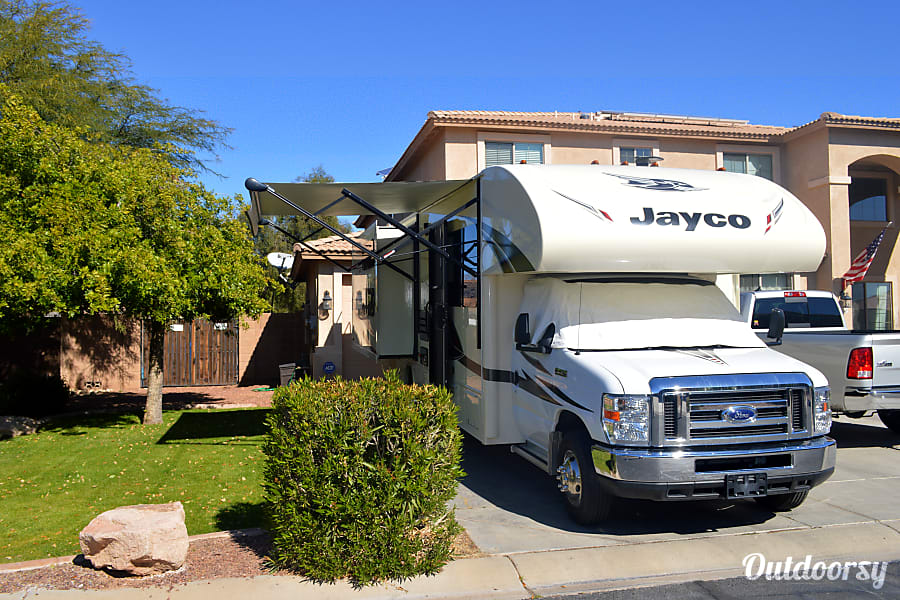 2017 Jayco Redhawk XL  MILITARY DISCOUNT Surprise, AZ