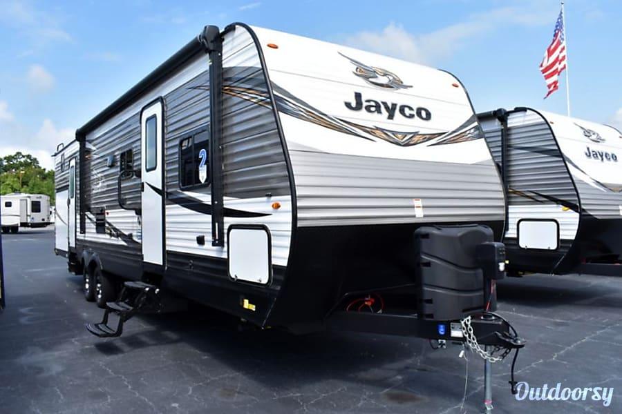 exterior 2019 Jayco Jay Flight Virginia Beach, VA