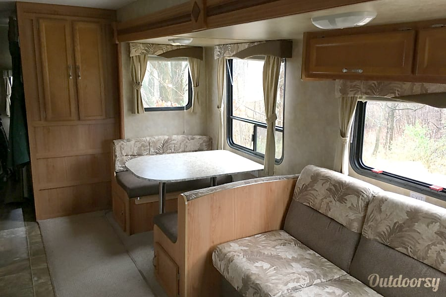 interior 2008 Jayco Jay Flight Wellesley, ON