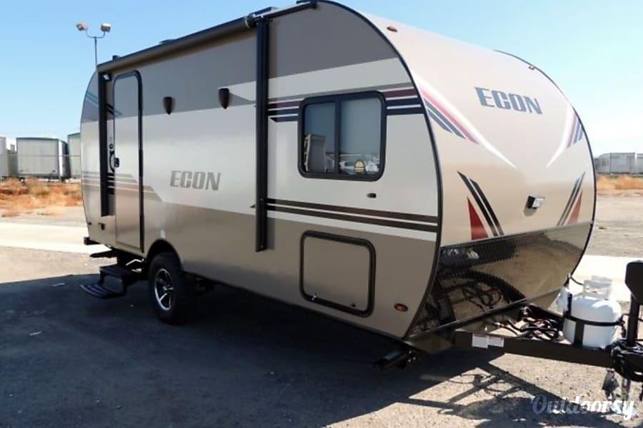 exterior Pacific Coachworks Econ 17RK Bellemont, AZ
