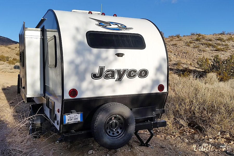 exterior 2018 Jayco Hummingbird **20% OFF Winter Rate Oct1st- April1st** Durango, CO