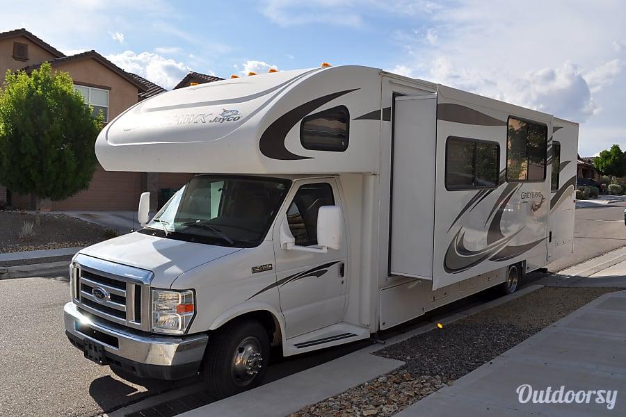exterior 2011 Jayco Greyhawk 31SS Phoenix, AZ
