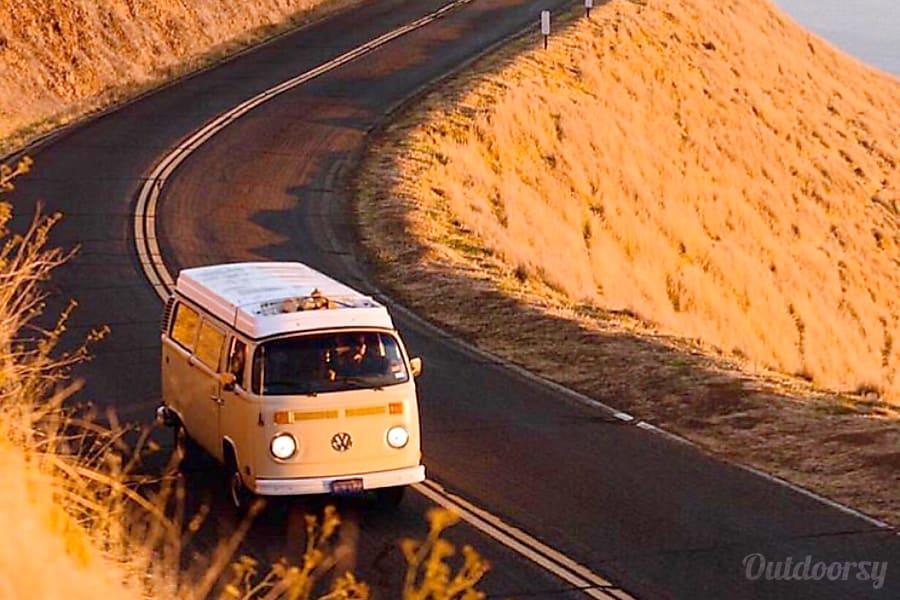 1979 AUTO TRANS Volkswagen Bus Westfalia Torrance, CA