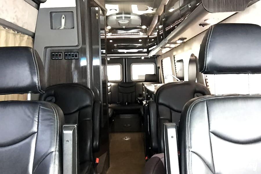 2013 Airstream Interstate Spokane, WA