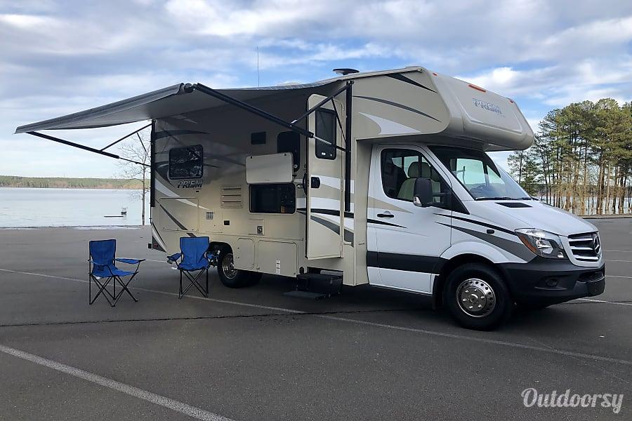 2018 Mercedes-Benz Coachmen Prism 2150 CB Cary, NC