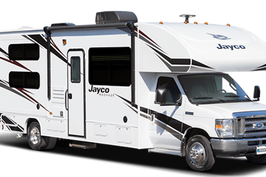 exterior 2018 Jayco Redhawk 31XL Fairbanks, AK