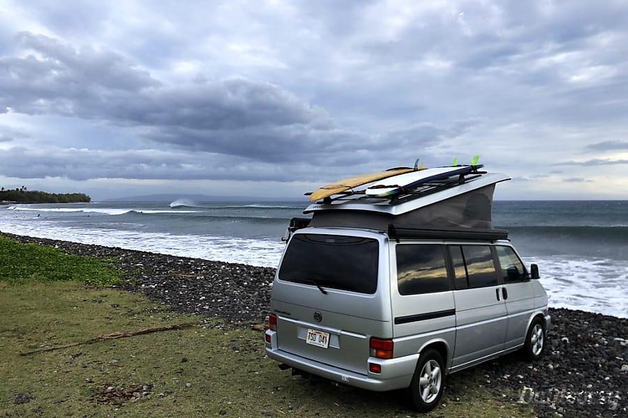 """""""Braddah IZ"""" - VW Westfalia on Maui Kahului, HI"""