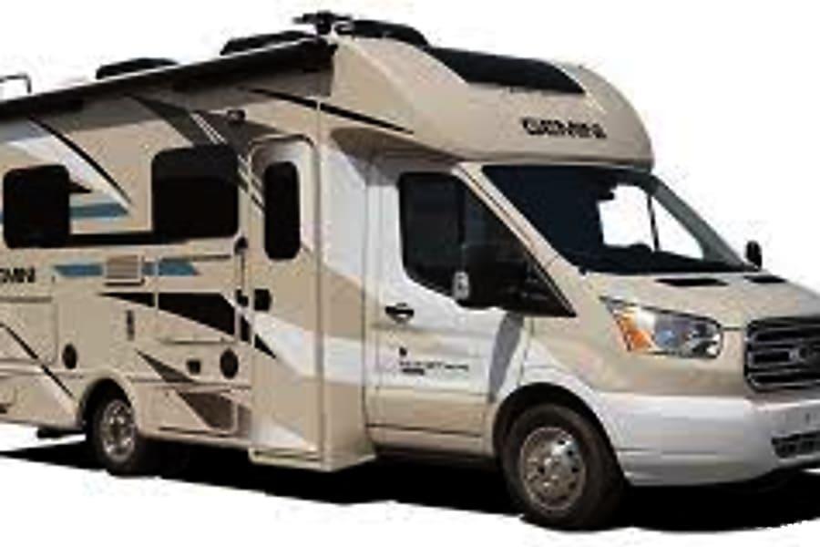 exterior Carr Caravan Ashburn, VA