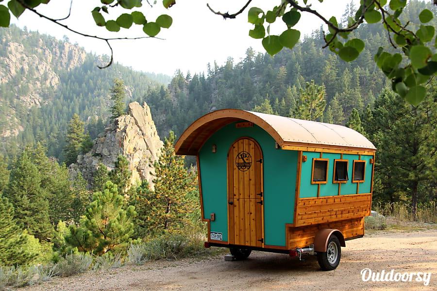 2018 Shimza, Gypsy Wagon Camper