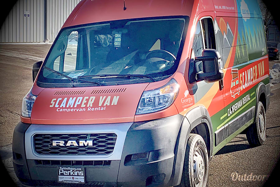 sCAMPer Van 6 Atlanta, GA