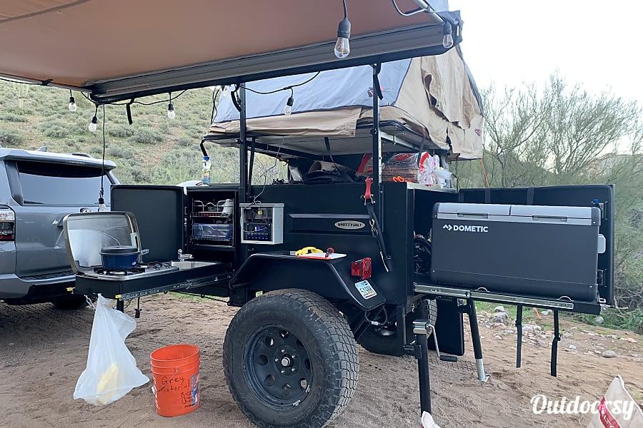 2018 Smittybilt Scout Trailer Rental In Phoenix Az