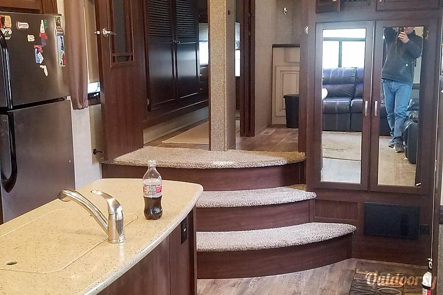 interior 2016 Heartland Gateway New Bedford, MA