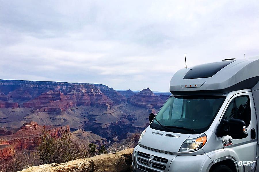 2016 Winnebago Trend --> Diesel Salt Lake City, UT