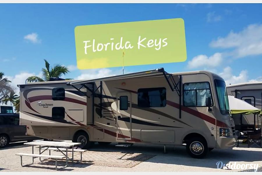 exterior 2016 Coachmen Fully Stocked & Super Clean w/Unlimited miles! Dade City, FL
