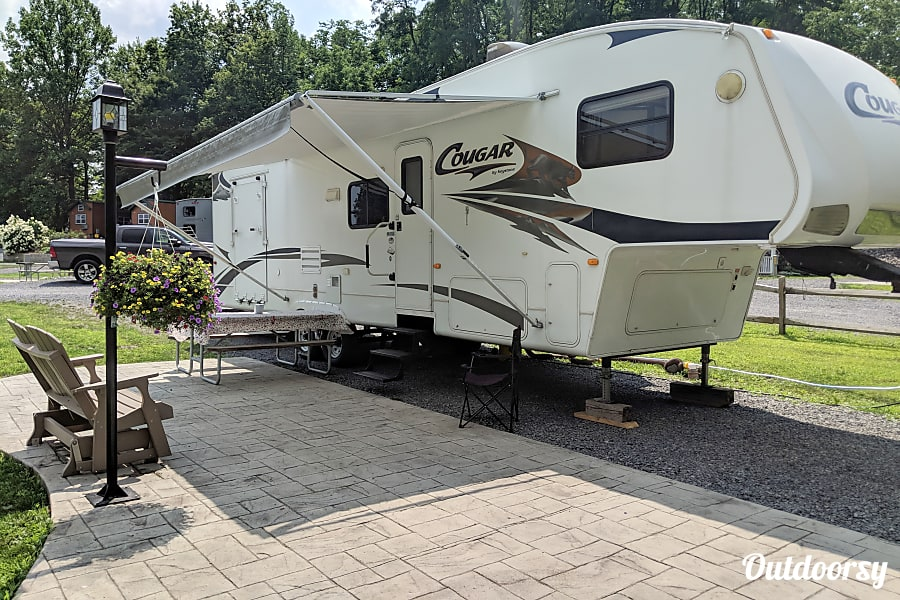 Finger Lakes Camping in Style Ithaca, NY