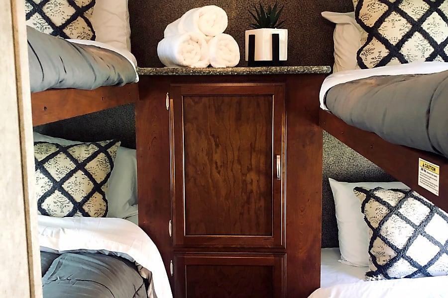 interior No need to pay extra for this fully stocked travel trailer!! Mesa, AZ