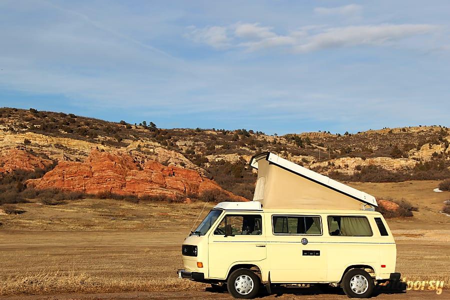 exterior Eleanor the Van - VW Vanagon Westfalia Denver, CO