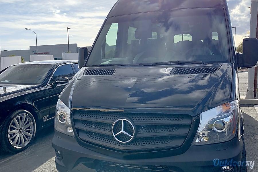 Mercedes Benz Las Vegas >> 2018 Mercedes Benz Sprinter