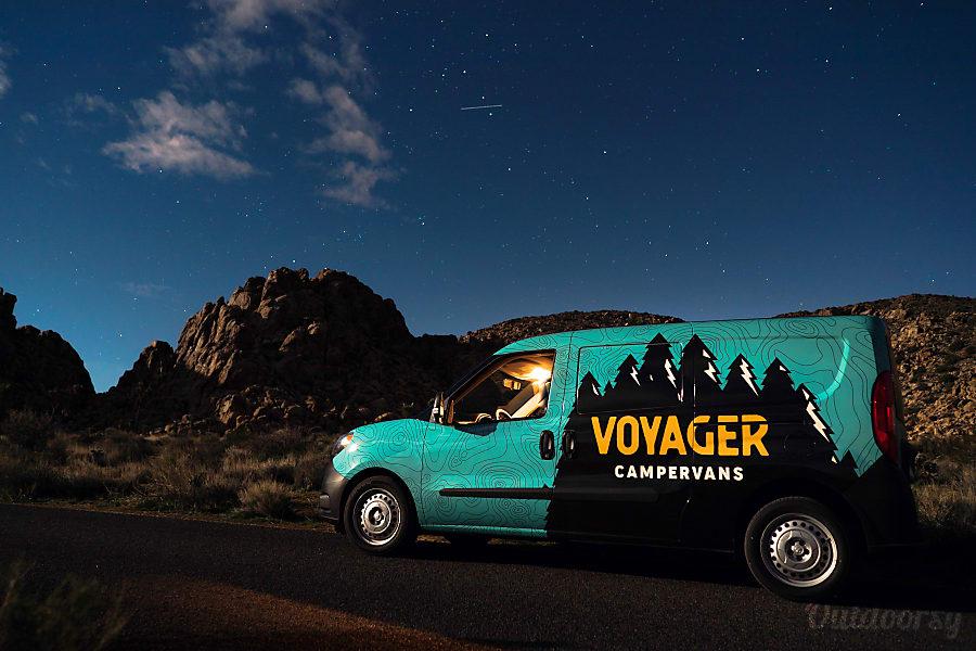 Voyager Minny V2 Campervan - NSH Nashville, TN