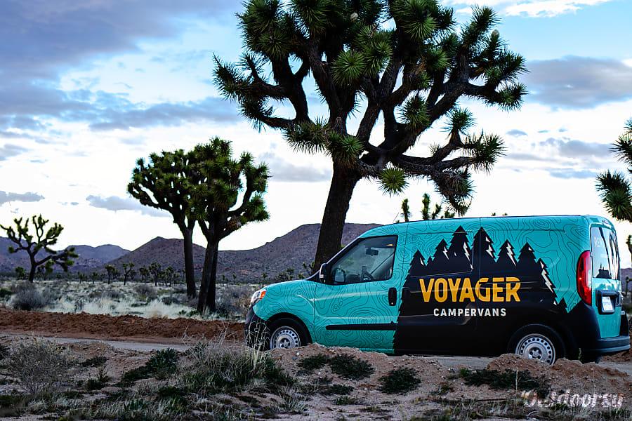 Voyager Minny V2 Campervan - PHX Scottsdale, AZ