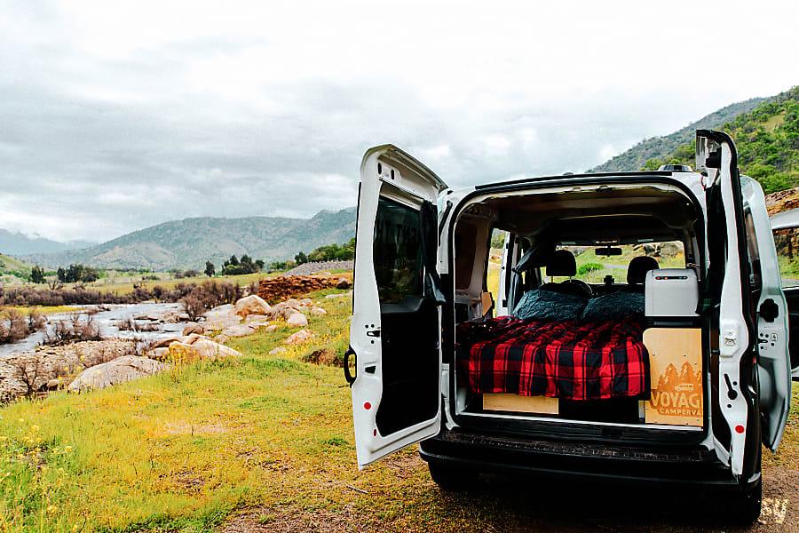 Voyager Minny V2 Campervan - ATX Austin, TX