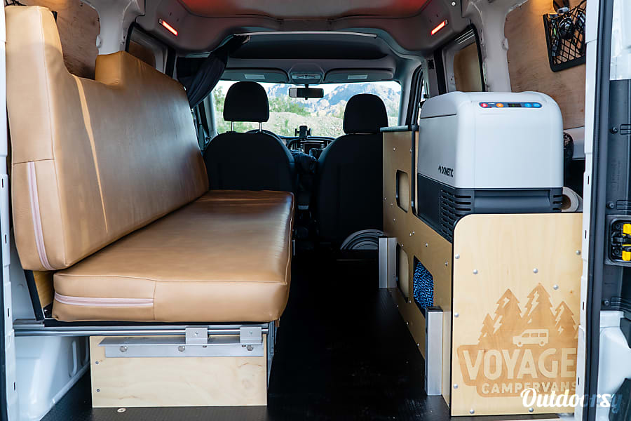 Voyager Minny V2 Campervan - MSP Minneapolis, MN